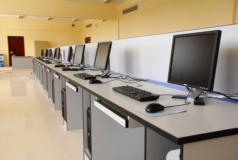 Computer Labs - The Indian School, Bahrain
