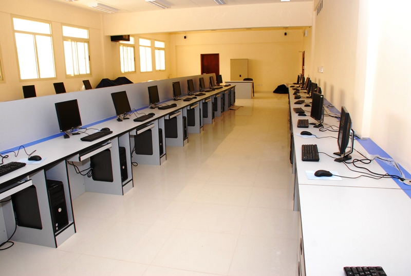 Indian School Computer Lab