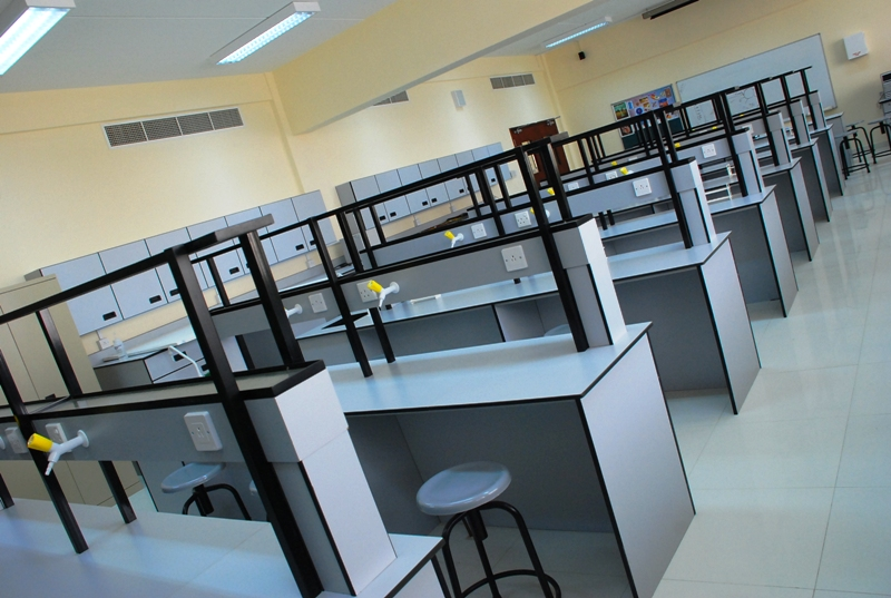 Indian School Science Lab