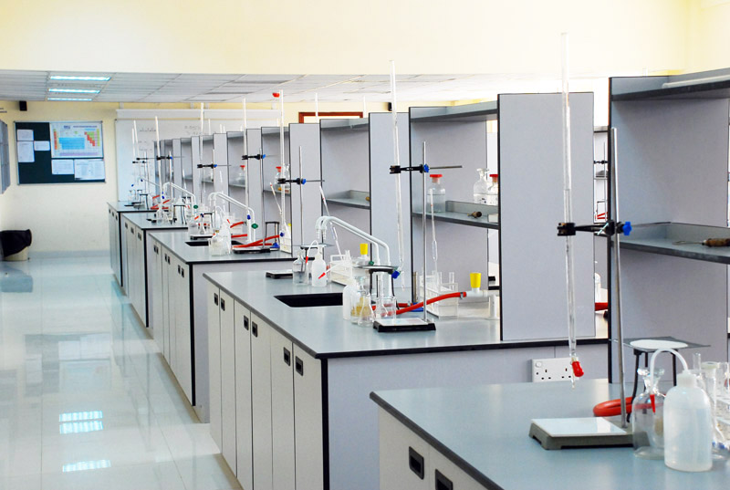 Science Lab - The Indian School, Bahrain