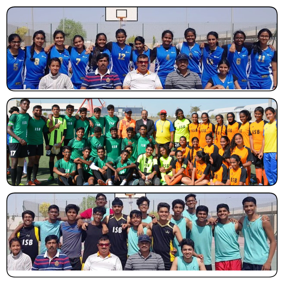 ISB wins CBSE cluster tournament