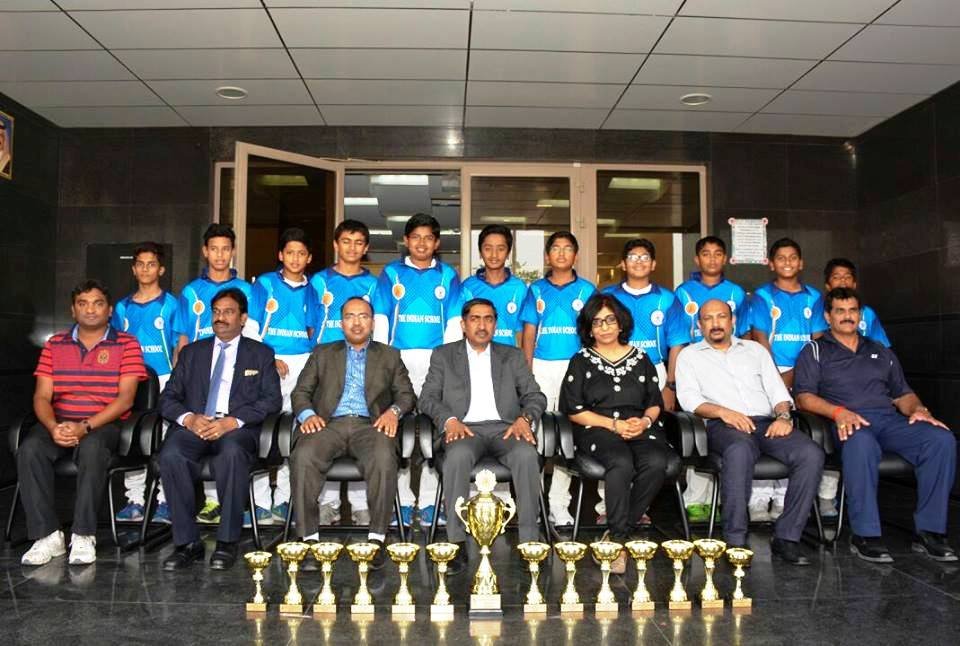 The Indian School Management Congrats The Under 14 Team