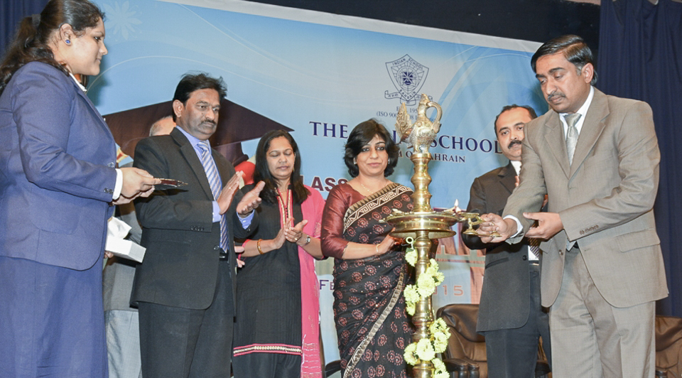 Lighting the Lamp by Hon Chairman