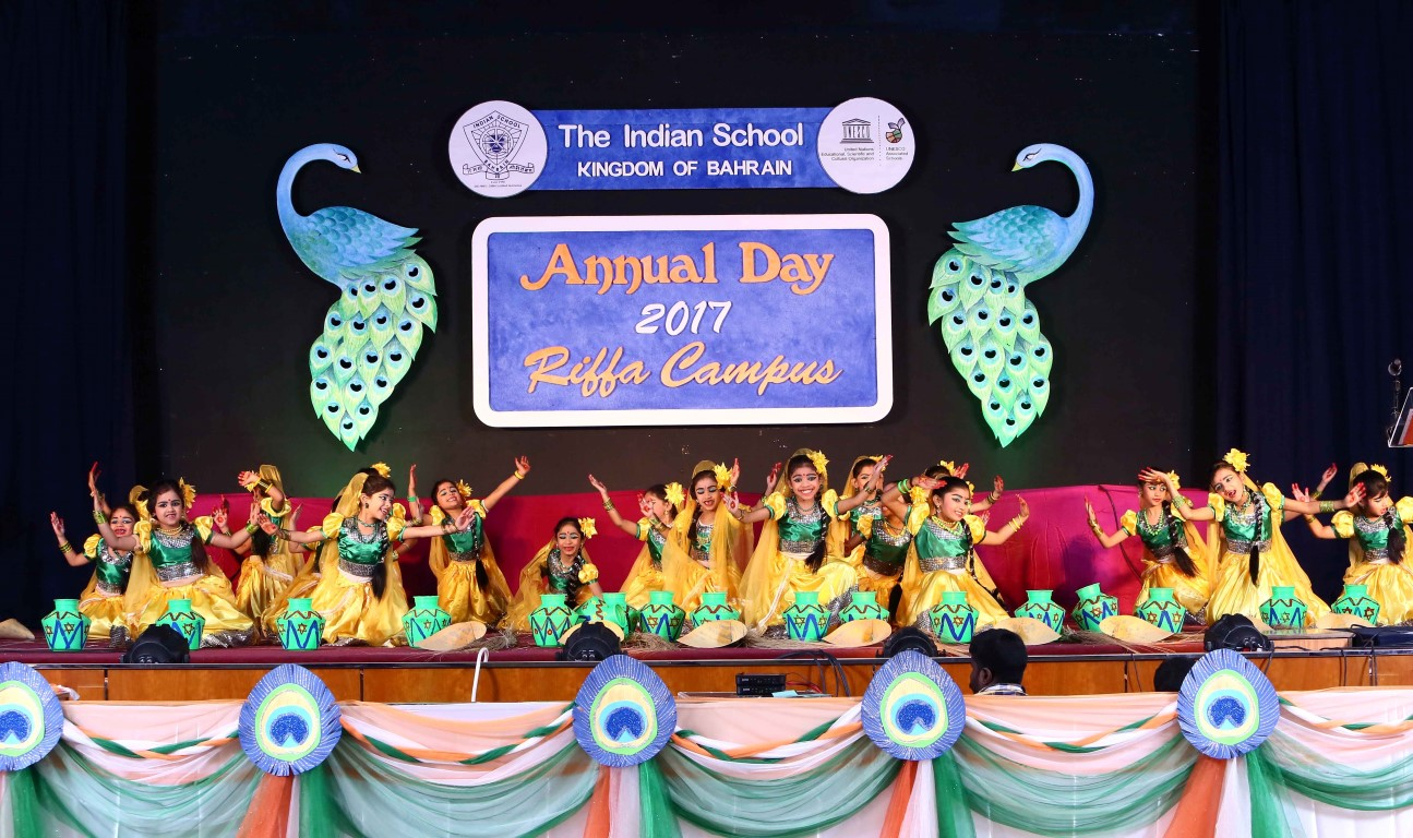 ANNUAL DAY CELEBRATIONS AT ISB
