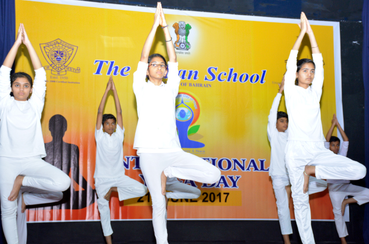 ISB Yoga Day